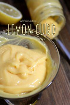 Recette lemon curd creme de citron Vegan Ice Cream, Cooking Tips, Dessert Recipes, Pudding, Nutrition, Dishes, Fruit, Ethnic Recipes, Sweet
