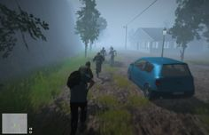 Open world third person shooter survival game set in the early days of an apocalyptic event. | Crowdfunding is a democratic way to support the fundraising needs of your community. Make a contribution today!