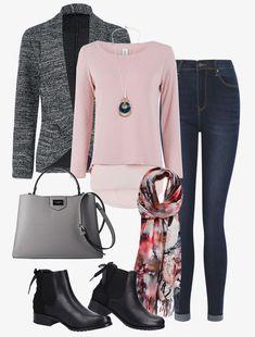 Fashion Wear, Fashion Beauty, Fashion Outfits, Womens Fashion, Fashion Trends, Casual, Mode Inspiration, Fall Outfits, Winter Fashion