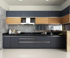 Modern Kitchen Designs Photo Gallery Kitchen Design Ideas For Today's Homes Modern Kitchen Designs Photo Gallery. Taking a page from clothing fashions, kitchen designs come and go with the pa… Kitchen Cupboard Designs, Kitchen Room Design, Best Kitchen Designs, Modern Kitchen Design, Home Decor Kitchen, Interior Design Kitchen, Kitchen Trolley Design, Modern Kitchen Interiors, Modern Kitchen Cabinets