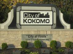 The City of Kokomo.