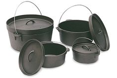 When choosing the best Dutch Oven for your family or your cooking style here are some of the things that you will want to consider.