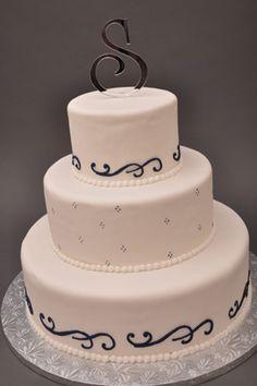 Bethel Bakery Wedding Cake - Classic