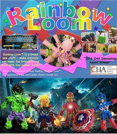 Rainbow Loom Twistz Bandz : The New Bracelet Trend For Boys and Girls
