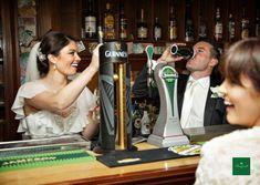 An iconic shot in the Butler's Rest! Wedding Spot, Post Wedding, Small Intimate Wedding, Butler, Ireland, Rest, Bar, Irish