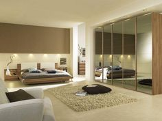 Reflective Ideas For Your Home U2013 Mirrored Furniture   Http://www.iroonie.  Bedroom Interior DesignBedroom ...