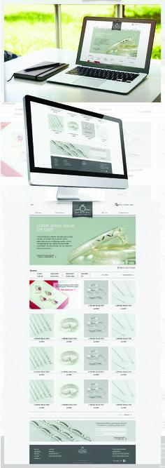 Logo - Webdite design for Best Silver Shop