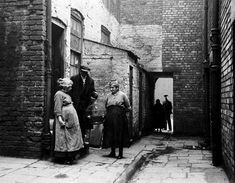 Clayton Street, Liverpool, 1933