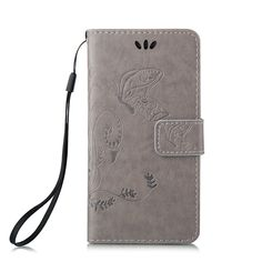 Leather Wallet Phone Cases for iPhone iPhone 5,iPhone SE,iPhone 5s
