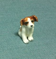 Hey, I found this really awesome Etsy listing at https://www.etsy.com/listing/195785788/miniature-ceramic-jack-russel-terrier