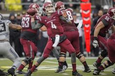 Washington State Cougars vs. Oregon State Beavers - 10/17/15 College Football Pick, Odds, and Prediction
