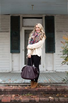 Fall fashion perfection!