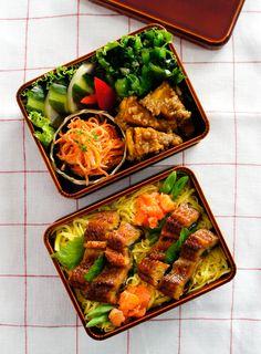 丸の内弁当 | うなぎのちらし寿司弁当