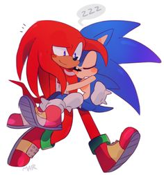 Sonic Funny, Sonic 3, Sonic Fan Art, Sonic Boom Knuckles, Yaoi Hard, Sonic Franchise, Ariana Grande Wallpaper, Sonic And Shadow, Echidna