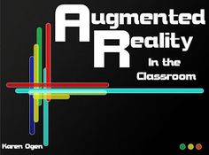 InTec InSights: Technology Integration Ideas for the Classroom: Augmented Reality in the Classroom