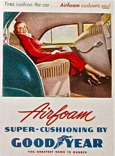 Good Year Vintage Advertising