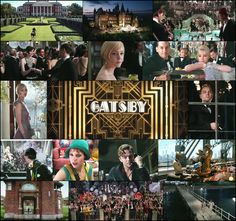 Great Gatsby theme...