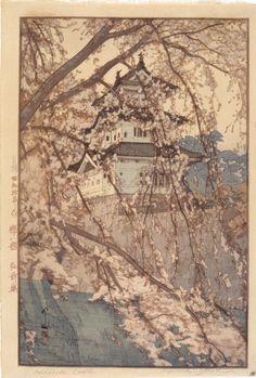 Hirosaki Castle Hiroshi Yoshida