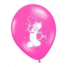 Decorate your hens night with these adorable devil willy balloons. These hens party balloons come singularly so buy as many as you need Hen Party Balloons, Hens Night Decorations, Pink Parties, The Balloon, Party Accessories, Devil, Christmas Bulbs, Make It Yourself, Cartoon