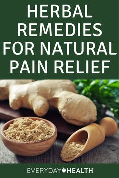 Don't want to turn to drugs for pain management? Find out how to get all-natural relief.