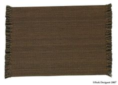 Park Designs Casual Classics Table Runner 13x54 Chocoalate Brown by Casual Classics. $22.50. Durable - Machine Washable. 100% Woven Cotton. Casual enough for everyday, Classy enough for Special Occassions. Park Designs Casual Classics Table Runner 13x54. These durable and attractive woven table runners are made of 100% high quality cotton. Available in a rainbow of colors to coordinate with many different patterns and collections.