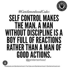 Rp from @gentlemenhood #truth #wisdom #selfcontrol #nofapping #nofap