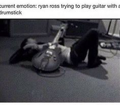 Ryan Ross from Panic! At the Disco
