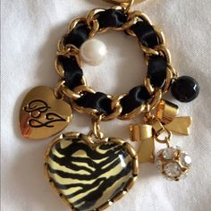 Brand new Betsey Johnson key chain or purse Jewelry. Perfect gift.PLEASE USE BUNDLE FEATURE WHEN PURCHASING A BUNDLE. ITS MYCH EASIER FOR BOTH YOU AND I. SAVES TIME AND MONEY. THANK YOU. Betsey Johnson Jewelry Bracelets