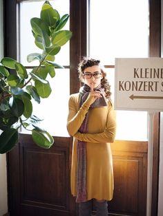 Kleid überlang (009-E007) | burdastyle.de