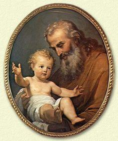 San Giuseppe, prega per noi