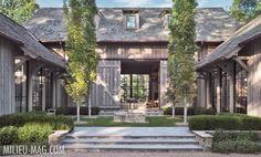 [CasaGiardino] ♛ Interior Design by Betty Burgess Design | Architecture by D. Stanley Dixon