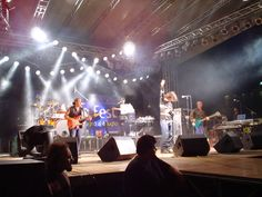 Intervista a Ghigo Renzulli e Gian Luigi Cavallo dei Litfiba dopo il concerto al Palermo Fest 2003 - 25/06/2003