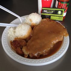how to make gravy for chicken like jollibee