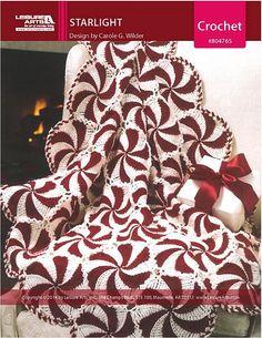 Starlight Afghan Kit -  Yarn Ships from Lion Brand