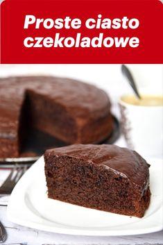 Polish Recipes, Sweet Cakes, Food Inspiration, Food And Drink, Pizza, Baking, Mario, Potato, Kuchen
