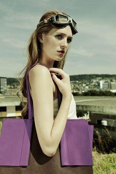 Angelika Annen Fashion Photography for Mugon