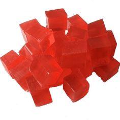 Licí glycerinová hmota barevná.Vyrobte si vlastní originální mýdla. Popustte uzdu fantazii a vyrobite mýdla mnoha variací (dvouvrstvá, mozaiku...). Presents, Gifts, Favors, Gift