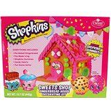 Amazon.com : Shopkins Sweet Shoppe Gingerbread House Kit Shopkins Gummies Bundle Set : Grocery & Gourmet Food