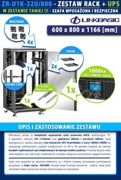 linkbasic-zr-u1k-22u-800-zestaw-rack