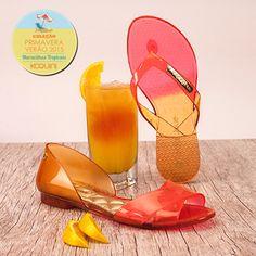 Aceita um suquinho? #koquini #sapatilhas #euquero #chinelinho #petitejolie Compre online: http://koqu.in/1ty84Ty