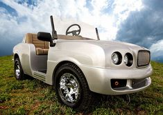 Pimped Out Golf Carts (21 pics)