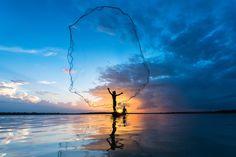 Full Net. // Photography: Sarawut Intarob