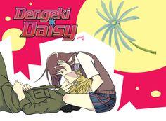 Daisy and Teru by HACKproductions on DeviantArt Howl And Sophie, Dengeki Daisy, All Anime, Anime Couples, Fangirl, Original Art, Deviantart, Manga, Adobe Photoshop