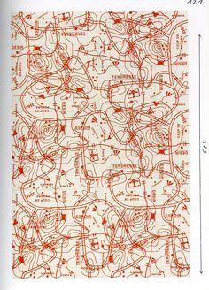 Paul Cox carte du tendre perpétuel