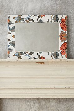 Florencia Mirror #anthropologie - entry, long way