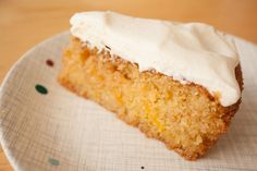Orange Sponge Cake Recipes From Scratch