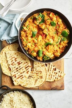 This is how we do a midweek curry in a hurry at home. It's one of the easiest and quickest curries.