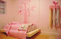Little girl's room idea