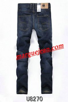 Vendre Jeans G-star Homme H0007 Pas Cher En Ligne.