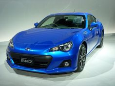 Subaru BRZ...will have this one day